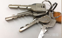 あきる野市菅生での家・建物の鍵トラブル